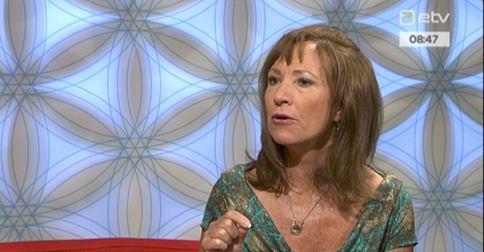 Jonette Crowley 10.09.2014 ETV saates Terevisioon